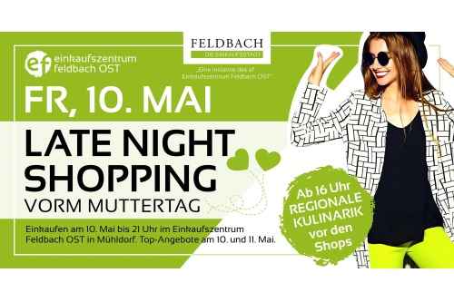 Symbolfoto zum Artikel: Late Night Shopping